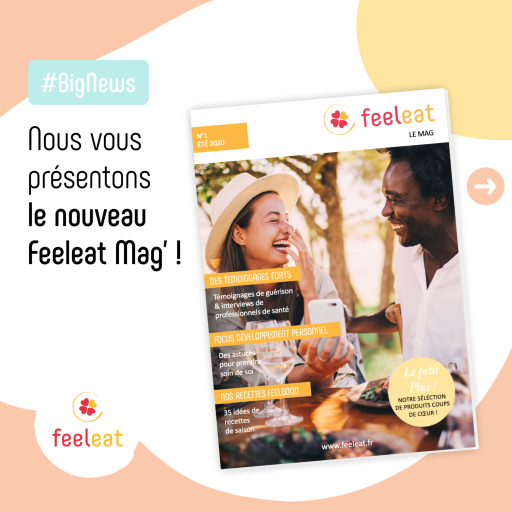 Magazine Feeleat